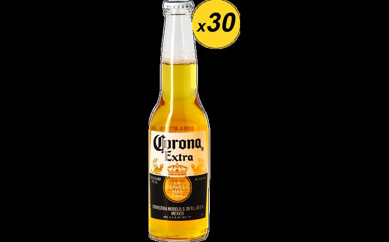Regalos y accesorios - Pack Corona - 30 cervezas