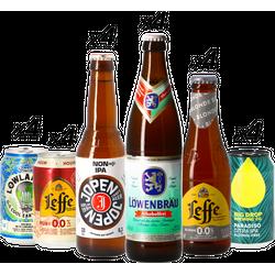 Mega packs - Mega Pack Sans Alcool - Pack de 24 bières