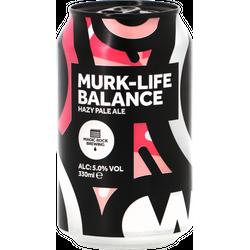 Pack de bières - Pack Magic Rock - Murk Life Balance - 12 bières