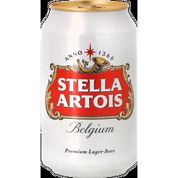 Big packs - Stella Artois 48x33cl - Monster Pack