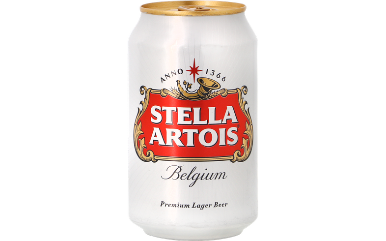 Big packs - Stella Artois 48x33cl - Monster Pack - Gratis Verzending