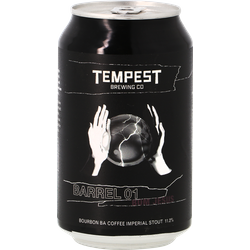 Bouteilles - Tempest - Bom Jesus Barrel 01