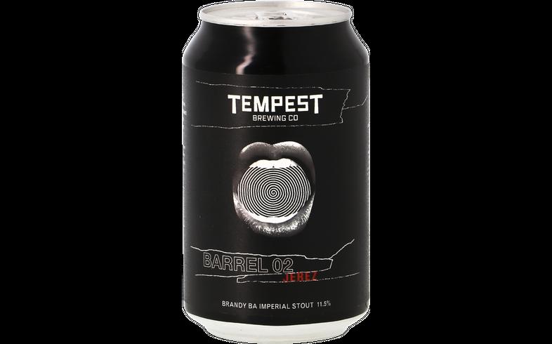 B2B - Tempest - Jerez Brandy Barrel 02
