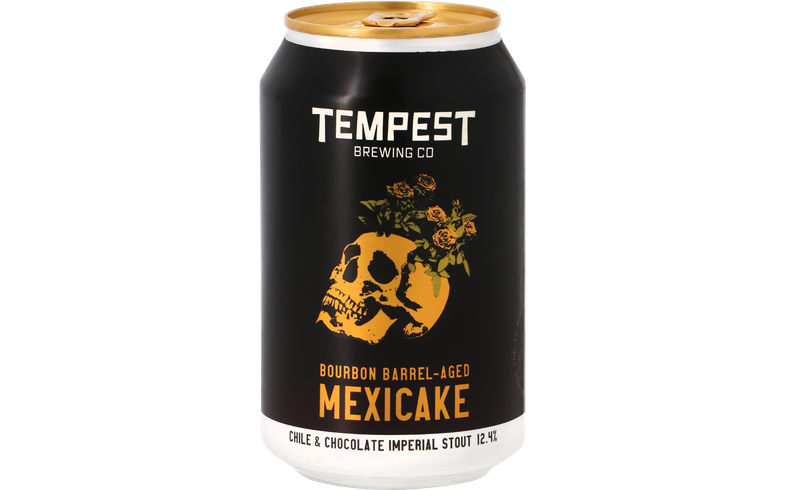 B2B - Tempest - Mexicake Bourbon Barrel