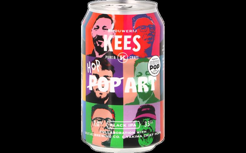 Bottled beer - Uiltje x Kees - Hop Art