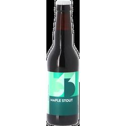 Flaskor - Sakiškių Alus - Maple Stout
