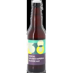 Bouteilles - Sakiškių Alus - Mezcal Infused Imperial Blonde Ale