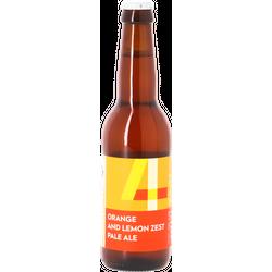 Flaskor - Sakiškių Alus - Pale Ale Orange and Lemon Zest