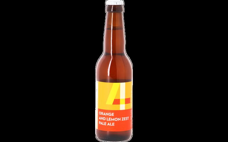 Bouteilles - Sakiškių Alus - Pale Ale Orange and Lemon Zest