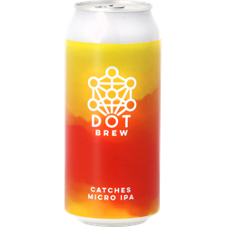 Bouteilles - Dot Brew - Catches Micro IPA