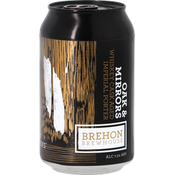 Bottled beer - Brehon - Oak and Mirrors