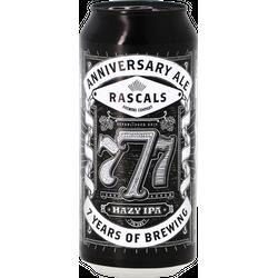 Bouteilles - Rascals - 777 Hazy IPA