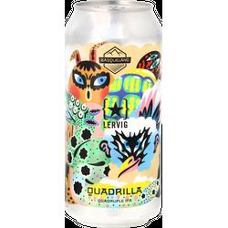 Botellas - Basqueland x Lervig - Quadrilla