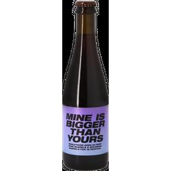 Bottiglie - To Øl - Mine Is Bigger Than Yours Aged In Port & Bourbon Barrels