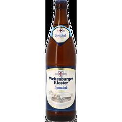 Bottled beer - Weltenburger Kloster - Spezial Festbier