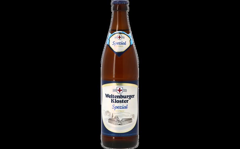 Bouteilles - Weltenburger Kloster - Spezial Festbier