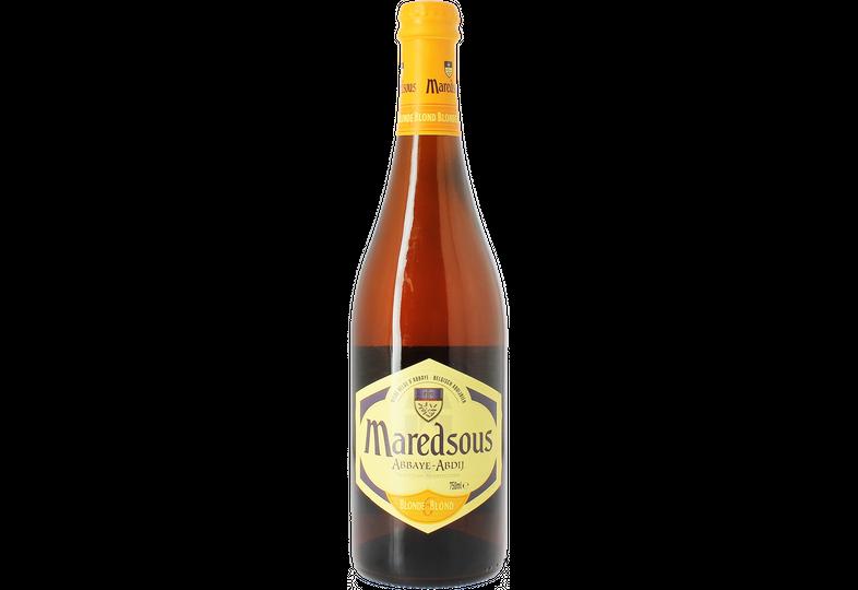 Bottiglie - Maredsous Blonde 75cl