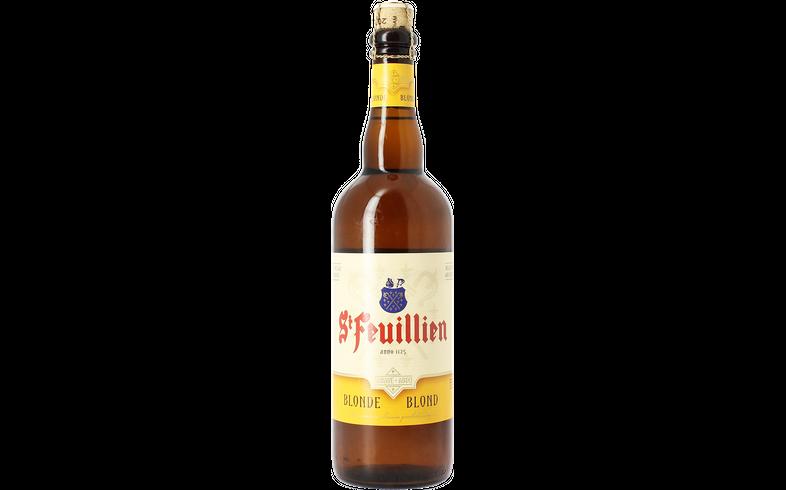 Bouteilles - Saint Feuillien Blonde 75cl