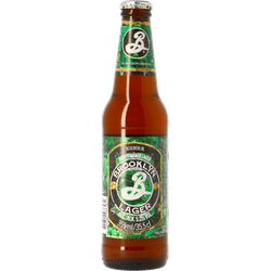 Bottled beer - Brooklyn Lager