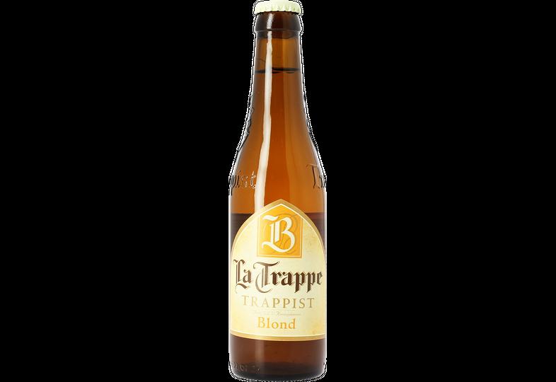 Bouteilles - La Trappe blonde