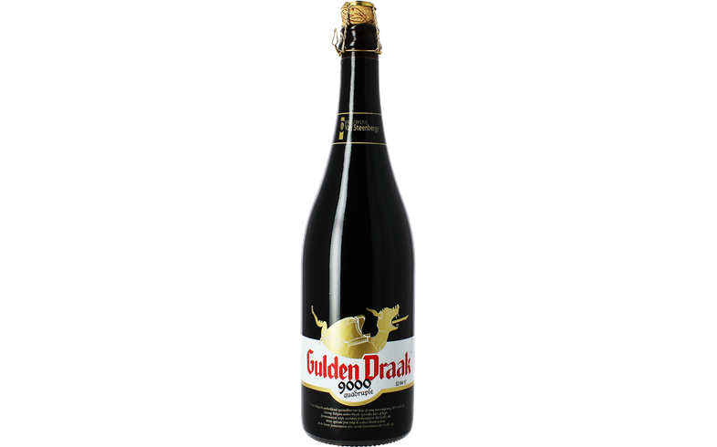 Bouteilles - Gulden Draak 9000 Quadruple 75cl