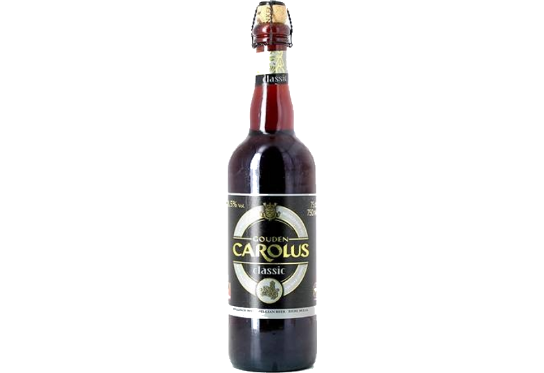 Bouteilles - Gouden Carolus Classic 75cl