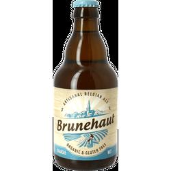 Bottled beer - Brunehaut Blanche Bio