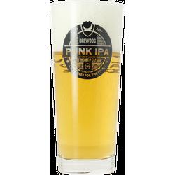 Beer glasses - Brewdog Punk IPA 30cl glass