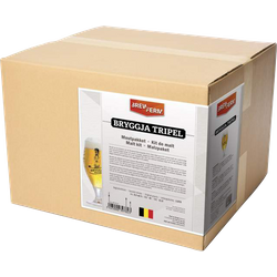 All grain ölkit - Brewferm Bryggja Triple All-grain homebrew kit