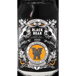 Bouteilles - White Hag - Black Boar Barrel Aged Batch V (2020)