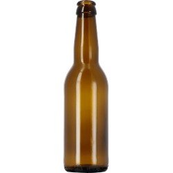 Bottelen van bier - Fles 33cL Long Neck x24