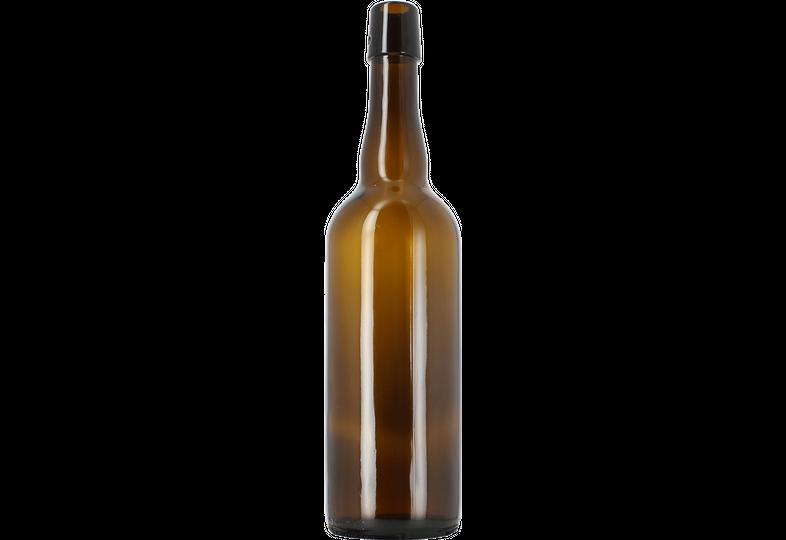 Birre da tutto il mondo - Bottiglia da 75cl per tappo meccanico x13