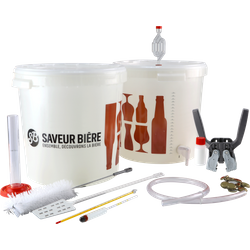 Brewing kits - Complete Deluxe Brewing Starter Kit