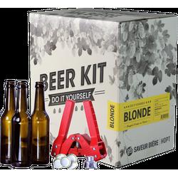 Kit à bière tout grain - Beer Kit complet, je brasse une blonde