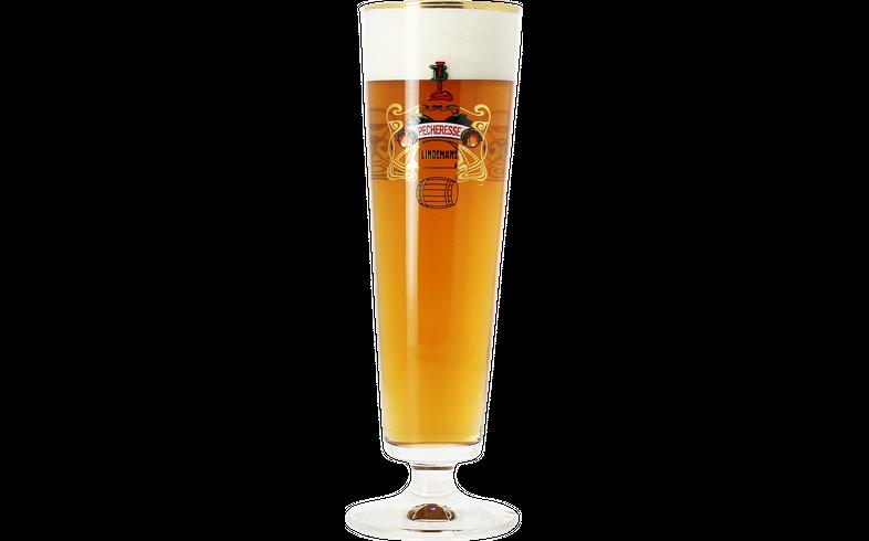 Verres à bière - Verre Lindemans flûte