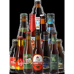 assortiments - Assortiment Bières de Noël