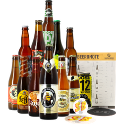 Bierpakketten - Bierpakket Best verkocht- 12 stuks