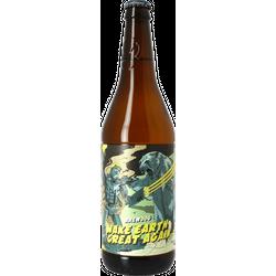 Bottled beer - Brewdog Make Earth Great Again