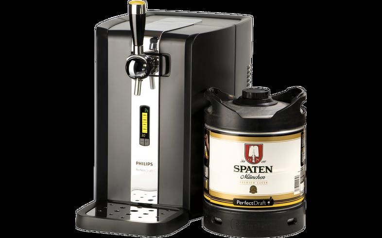 Bierzapfanlagen - Zapfanlage PerfectDraft + Spaten Fass 6 liter