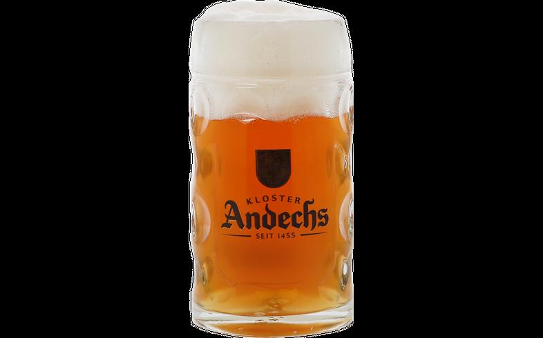 Verres à bière - Chope Andechs