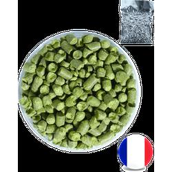 Houblons de brasserie - Houblon Strisselspalt en pellets - récolte 2017