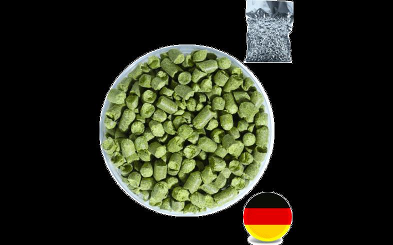 Houblons de brasserie - Houblon Hallertau Tradition (6,7%) en pellets T90 - récolte 2020
