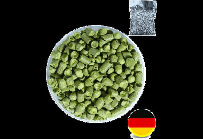 Houblons de brasserie - Houblon Hallertau Tradition en pellets - récolte 2018