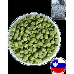 Luppoli per il brassaggio - Luppolo Styrian Golding in pellets