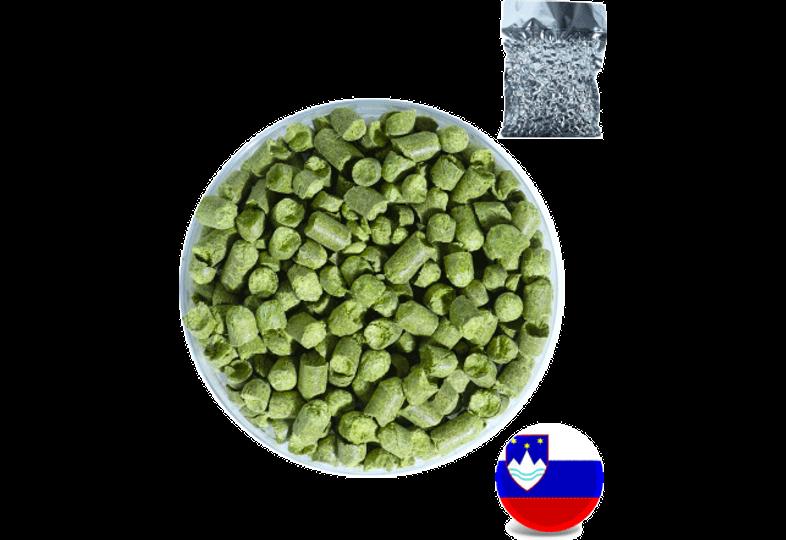 Houblons de brasserie - Houblon Styrian Golding en pellets