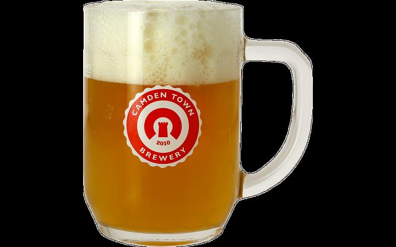 Verres à bière - Chope Camden Town - 25 cl