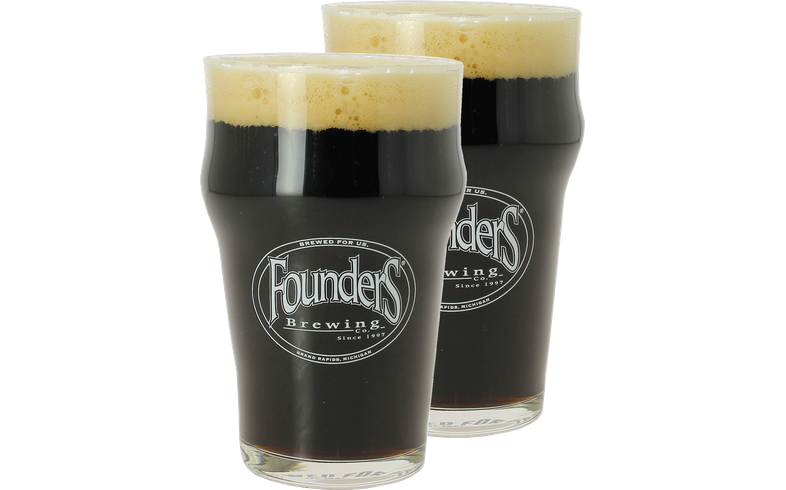 Bicchieri - 2 Bicchieri Founders - 25cl