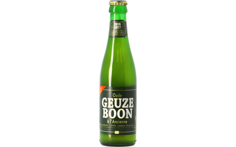 Bouteilles - Boon Oude Geuze 25 cl