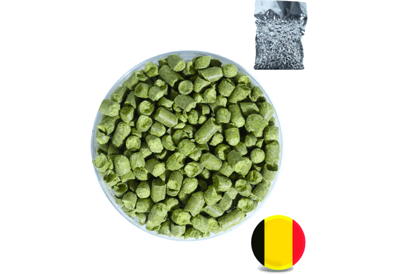 Houblons de brasserie - Houblon Magnum (BE) en pellets - récolte 2019
