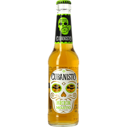 Bottled beer - Cubanisto Mojito